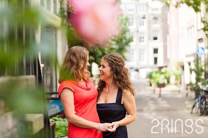 same sex wedding in Amsterdam